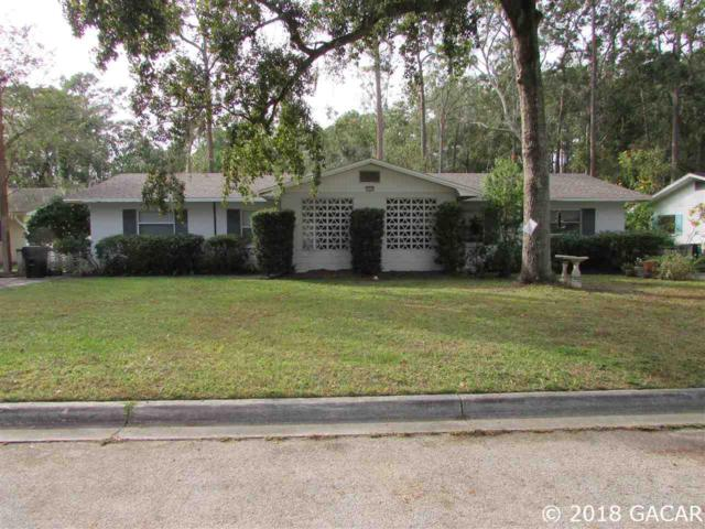 3716 NW 45th Street, Gainesville, FL 32606 (MLS #420266) :: Pepine Realty