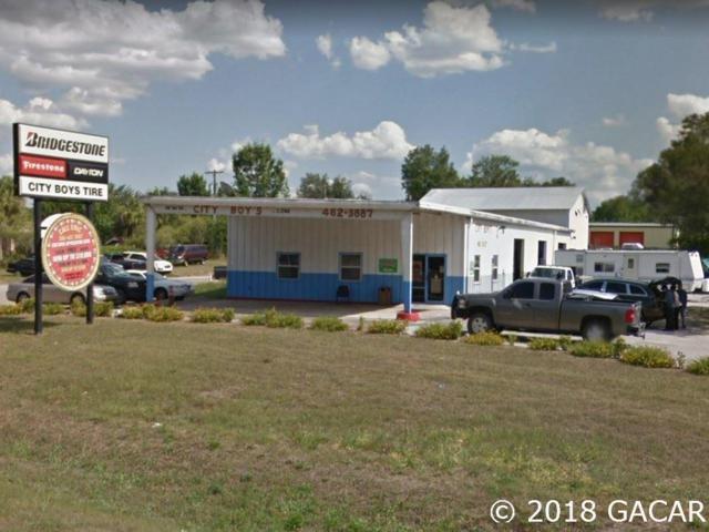 14570 NW Us Highway 441, Alachua, FL 32615 (MLS #420365) :: Pristine Properties
