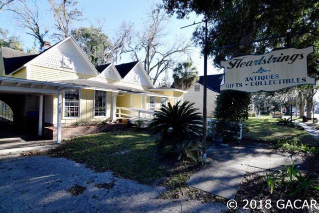 18725 High Springs Main Street, High Springs, FL 32643 (MLS #420371) :: Pristine Properties