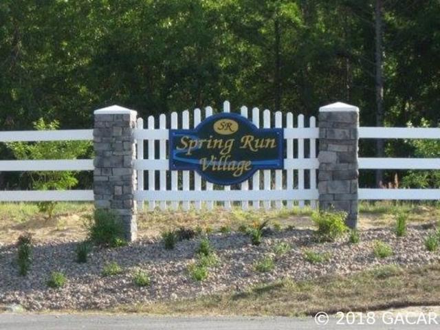 Lot 10 NE 48 Lane, High Springs, FL 32643 (MLS #420395) :: Bosshardt Realty