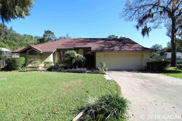 945 SW 82ND Terrace, Gainesville, FL 32607 (MLS #420428) :: Rabell Realty Group