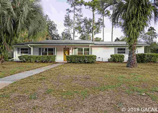 2118 NW 28th Place, Gainesville, FL 32605 (MLS #420466) :: Florida Homes Realty & Mortgage