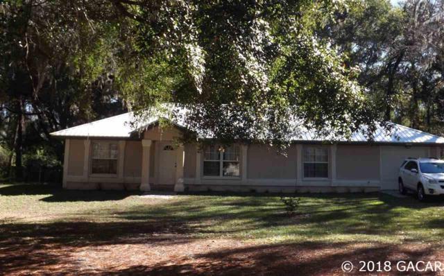 24109 NW 196 Terrace, High Springs, FL 32643 (MLS #420477) :: Pristine Properties
