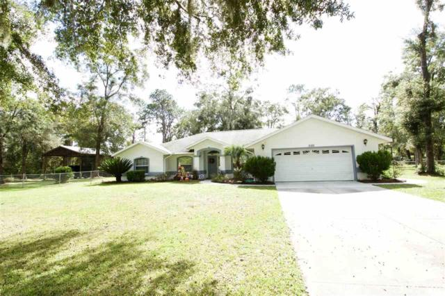 5150 NW 73rd Street, Chiefland, FL 32626 (MLS #420493) :: OurTown Group
