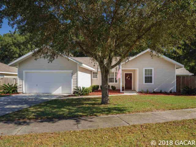 14062 NW 9th Road, Newberry, FL 32669 (MLS #420521) :: Bosshardt Realty