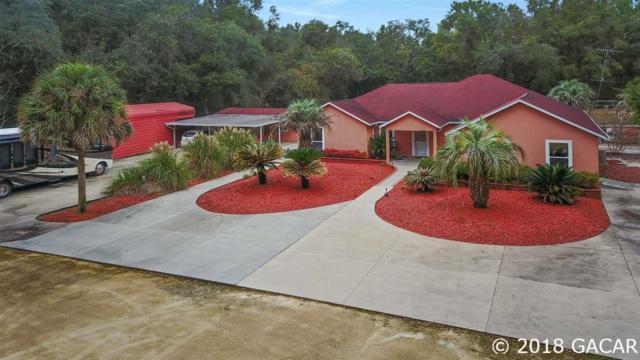14950 NW Old Fannin Road, Trenton, FL 32693 (MLS #420534) :: Pristine Properties