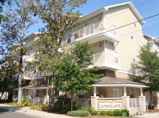 1500 NW 4th Avenue #208, Gainesville, FL 32603 (MLS #420536) :: Bosshardt Realty