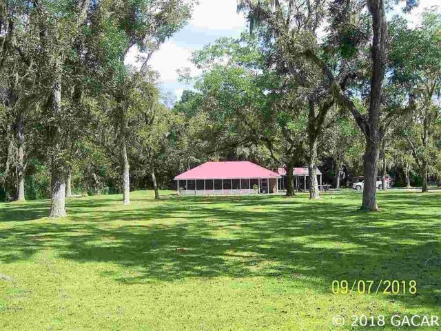 1489 E Brownlee Street, Starke, FL 32091 (MLS #420549) :: Bosshardt Realty
