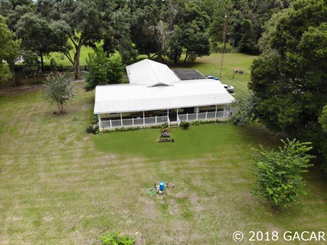18750 SE 30th Street, Morriston, FL 32668 (MLS #420552) :: Florida Homes Realty & Mortgage