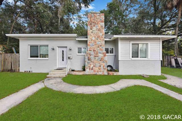 605 SE 7TH Street, Gainesville, FL 32601 (MLS #420582) :: Bosshardt Realty