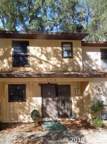 1715 SW 68TH Terrace, Gainesville, FL 32607 (MLS #420665) :: Bosshardt Realty