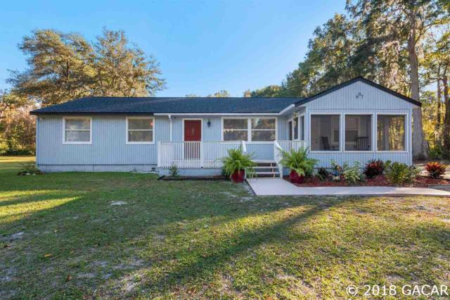 607 NE 364th Avenue, Old Town, FL 32680 (MLS #420667) :: Bosshardt Realty