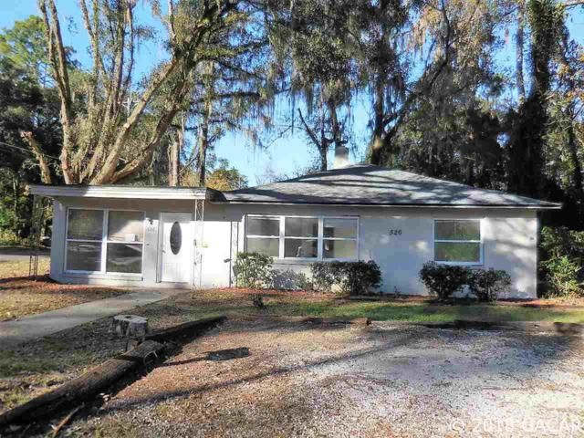 526 NW 19th Avenue, Gainesville, FL 32609 (MLS #420683) :: Thomas Group Realty