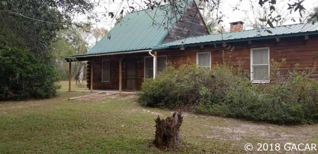 11151 NE 91ST Court, Bronson, FL 32621 (MLS #420689) :: Pristine Properties