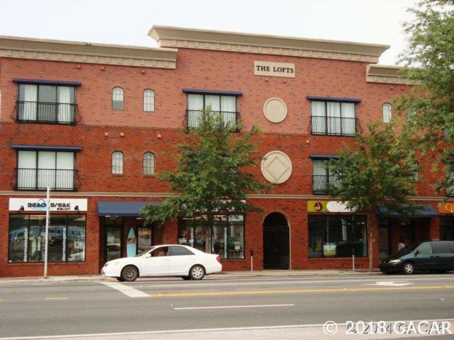 20 SW 6TH Street #204, Gainesville, FL 32601 (MLS #420704) :: Pepine Realty