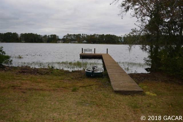 203 Riley Lake Drive, Hawthorne, FL 32640 (MLS #420716) :: Rabell Realty Group