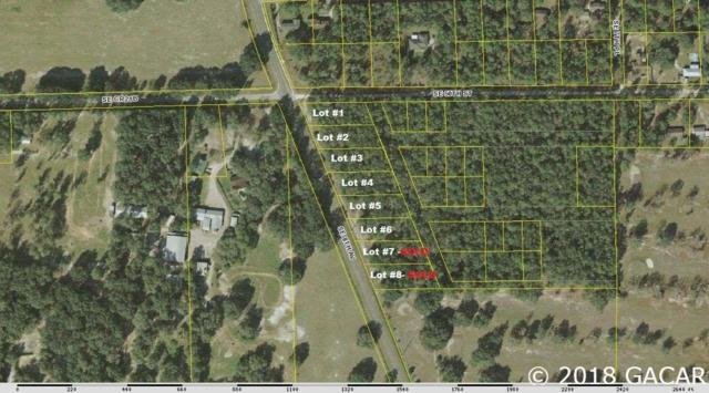 TBD 8TH AVE, Keystone Heights, FL 32656 (MLS #420734) :: Pristine Properties
