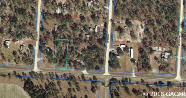 TBD SE 30th Street, Morriston, FL 32668 (MLS #420737) :: Florida Homes Realty & Mortgage