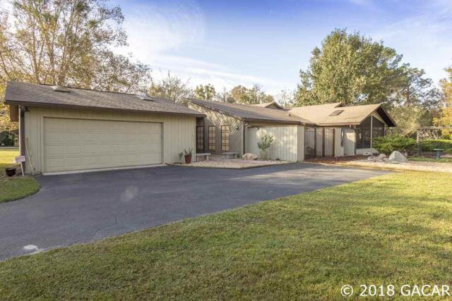 10310 SW 8th Terrace, Micanopy, FL 32667 (MLS #420769) :: Rabell Realty Group