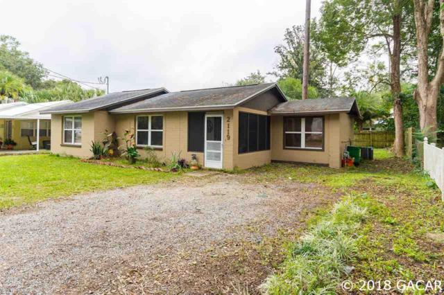 2119 NW 7th Terrace, Gainesville, FL 32609 (MLS #420785) :: Bosshardt Realty