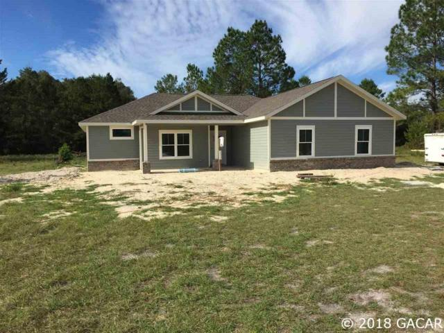 11450 NW 74th, Chiefland, FL 32626 (MLS #420821) :: Bosshardt Realty