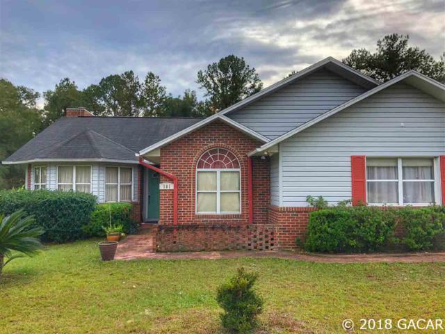 101 Paran Drive, Melrose, FL 32666 (MLS #420824) :: Bosshardt Realty