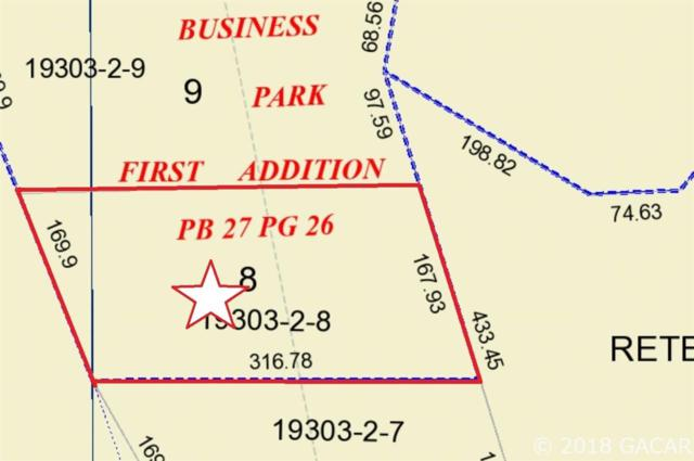 Lot # 8 SE Us Highway 301, Hawthorne, FL 32640 (MLS #420847) :: Rabell Realty Group