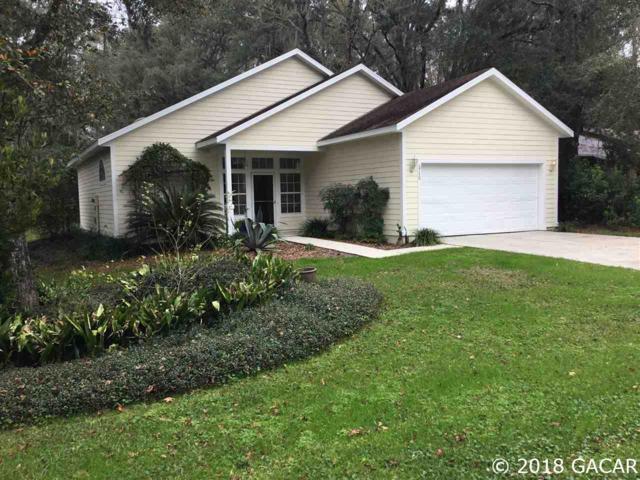 6750 NW 113th Lane, Alachua, FL 32615 (MLS #420967) :: Bosshardt Realty