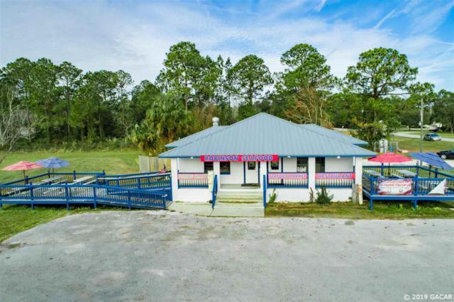 6991 SW State Road 24, Cedar Key, FL 32625 (MLS #421009) :: Pepine Realty