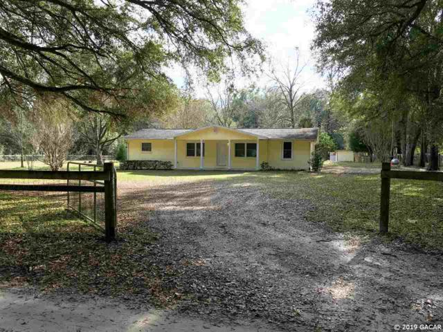 17817 NW 62nd Avenue, Alachua, FL 32615 (MLS #421050) :: Bosshardt Realty