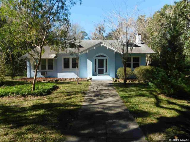 100 N. Division Street, Micanopy, FL 32667 (MLS #421147) :: Rabell Realty Group