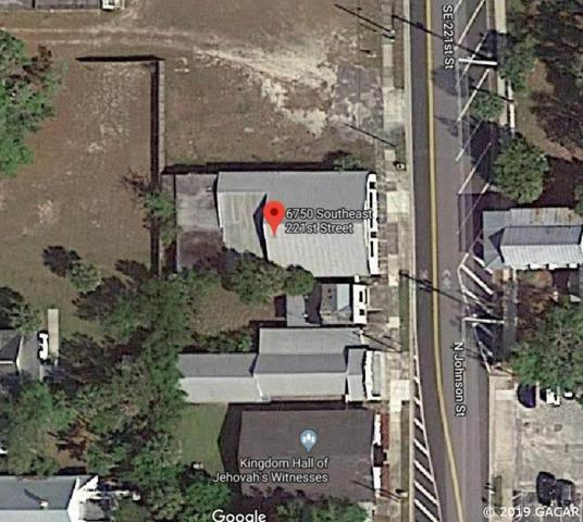 6720 SE 2221 ST Street, Hawthorne, FL 32640 (MLS #421177) :: Pepine Realty