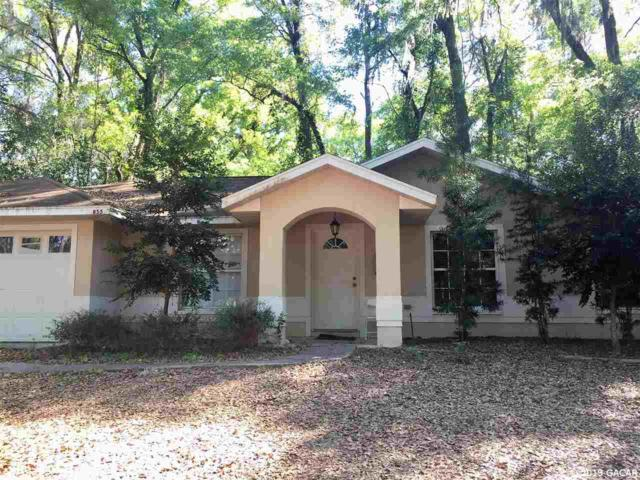 855 NW 20th Street, Gainesville, FL 32603 (MLS #421184) :: Bosshardt Realty
