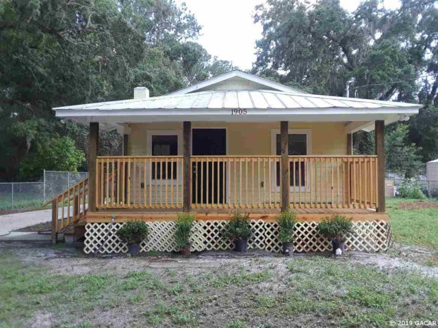 1905 NE 3rd Avenue, Gainesville, FL 32641 (MLS #421223) :: Florida Homes Realty & Mortgage