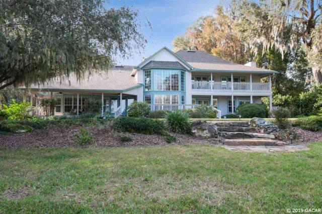 9719 NE County Road 1469, Earleton, FL 32631 (MLS #421335) :: OurTown Group