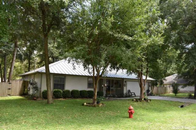 17687 NW 238 Street, High Springs, FL 32643 (MLS #421346) :: Florida Homes Realty & Mortgage