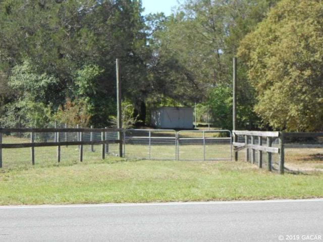 11360 SE 30th St Street, Morriston, FL 32668 (MLS #421382) :: Bosshardt Realty