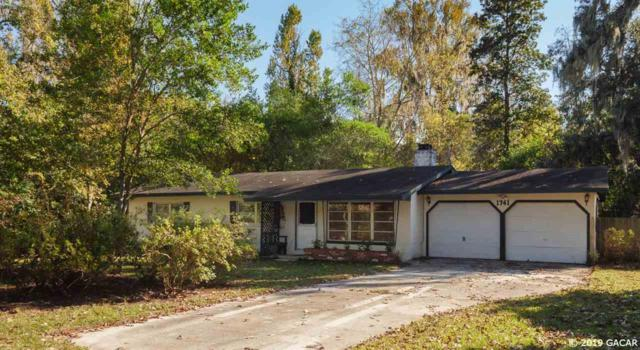 1741 SW 38th Place, Gainesville, FL 32608 (MLS #421397) :: Florida Homes Realty & Mortgage