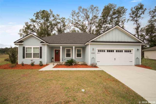 870 NW 256th Way, Newberry, FL 32669 (MLS #421422) :: Bosshardt Realty