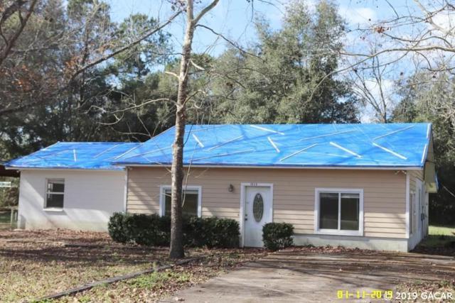 1030 SW 252ND Terrace, Newberry, FL 32669 (MLS #421423) :: Bosshardt Realty