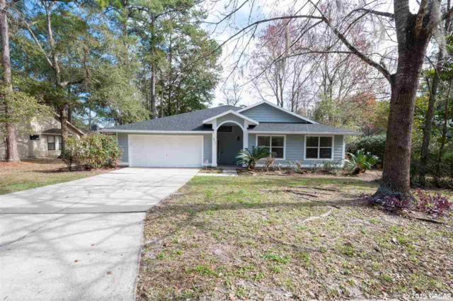4517 NW 20TH Drive, Gainesville, FL 32605 (MLS #421433) :: Rabell Realty Group