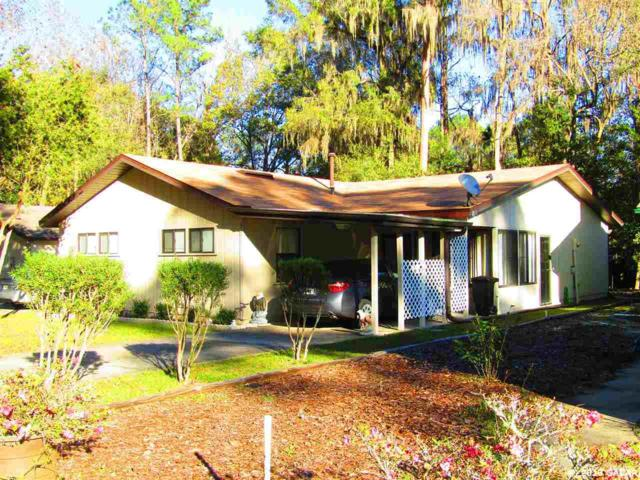 8373 NW 39TH Circle, Gainesville, FL 32653 (MLS #421459) :: Pepine Realty