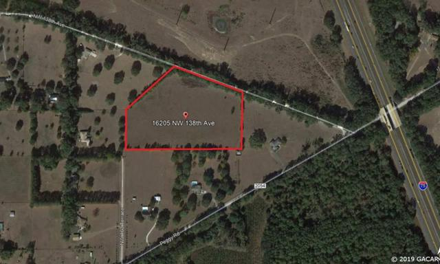 16205 NW 138th Avenue, Alachua, FL 32615 (MLS #421541) :: Rabell Realty Group