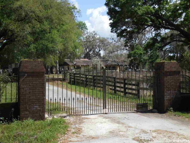 3351 SE 186th Avenue, Morriston, FL 32668 (MLS #421602) :: Pristine Properties