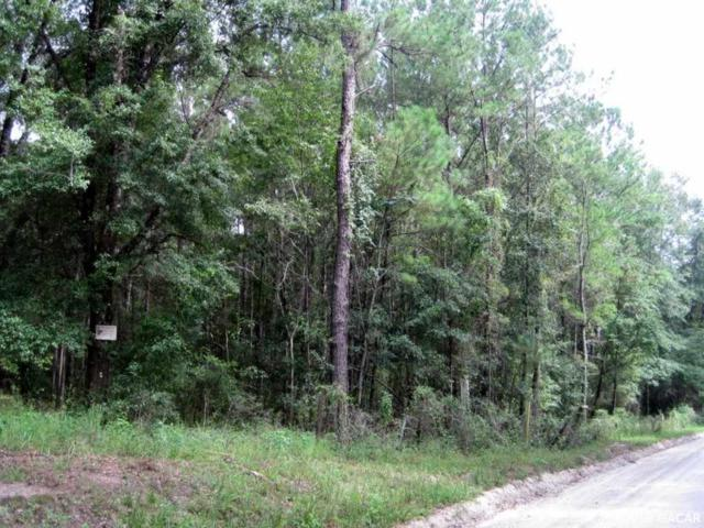 Lot 1, Unit 8, SW Central Terrace, Ft. White, FL 32038 (MLS #421677) :: Bosshardt Realty