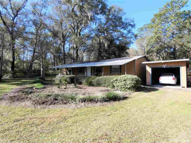 10990 NE 107th Terrace, Archer, FL 32618 (MLS #421704) :: Pristine Properties