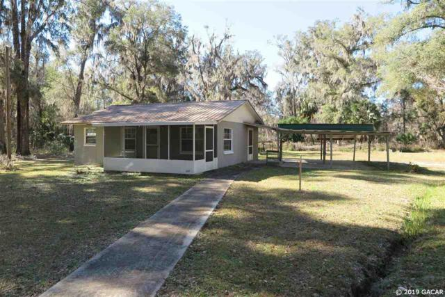 231 NE 550TH Street, Old Town, FL 32680 (MLS #421705) :: OurTown Group