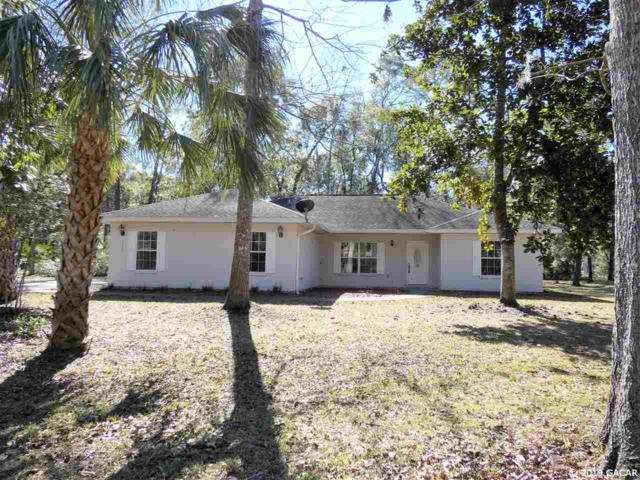 11105 NW 70th Circle, Chiefland, FL 32626 (MLS #421707) :: OurTown Group