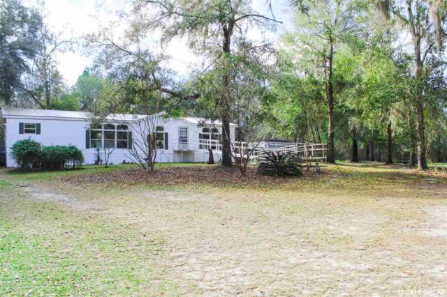 7150 NE 138th Lane, Newberry, FL 32669 (MLS #421777) :: Rabell Realty Group