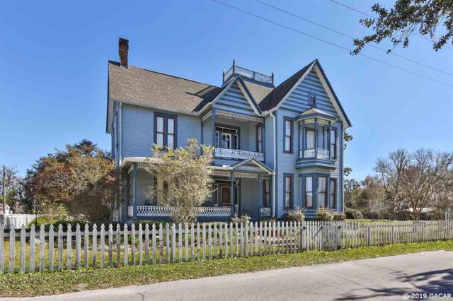 105 SE 1st Ave, Lake Butler, FL 32054 (MLS #421783) :: Bosshardt Realty